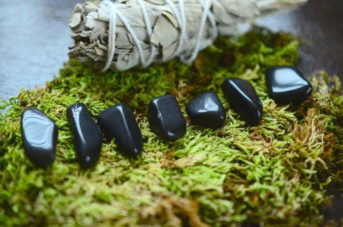 Protection Stones for Mind, Body and Spirit